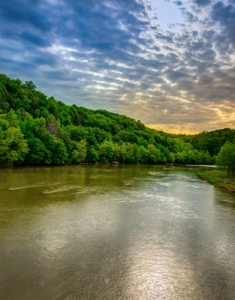 River in Kentucky