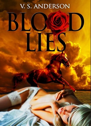 Blood Lies cover
