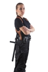 Police officer woman
