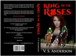 King of the Roses POD edition cover