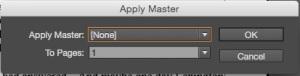 indd apply  master box