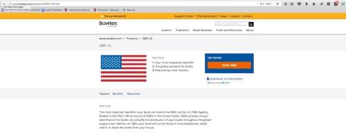 Get Started-Order ISBN