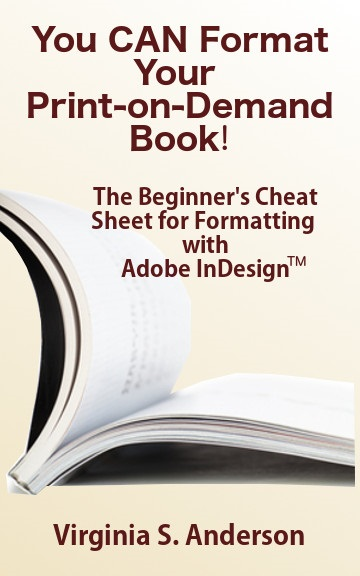 You CAN Format Your Print-on-Demand Book!