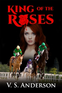 Cover King of the Roses Paperback