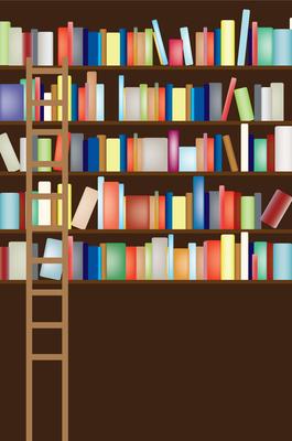Soooo many books! Why write one more?